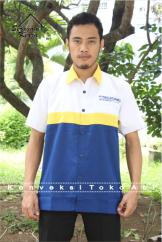 Seragam PT Piala Laut Jakarta Desain 2