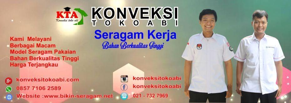 Buat Baju Seragam Pria di Tangerang